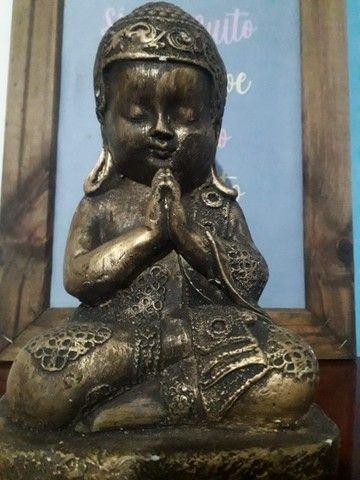 Lindo Buda Tibetano Cura do Lar