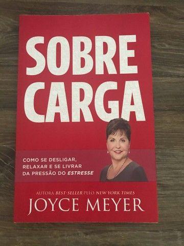 Livro da Joyce Meyer