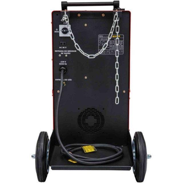 Maquina de Solda Mig/Mag Com Tocha 250A MME250 Worker - Foto 6