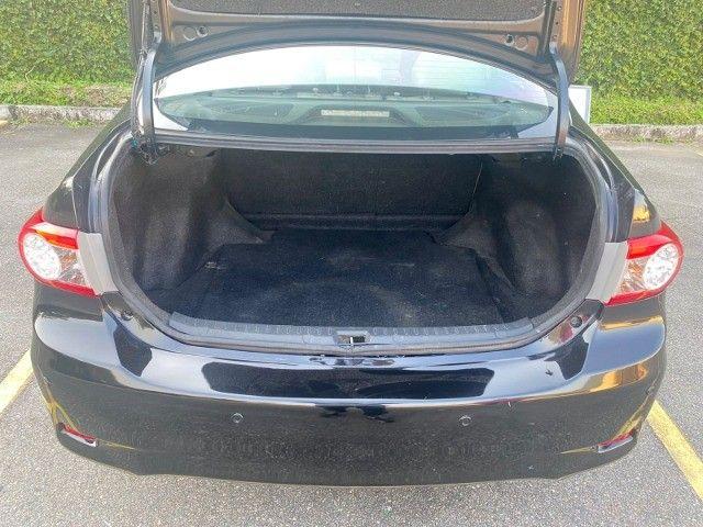 Corolla 2.0 XEI automático 2013 com bancos de couro - Foto 6