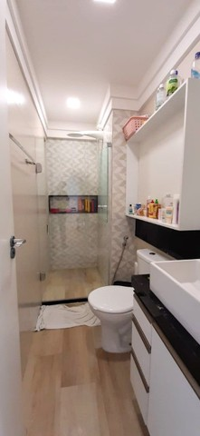 RL Vende lindo apartamento com 2 quartos Lazer completo Ótima Localização - Foto 8