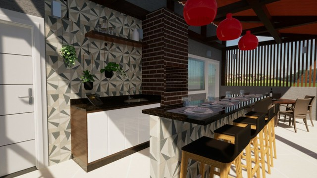 Casa em construção  em condomínio em Vargem grande  - Foto 5