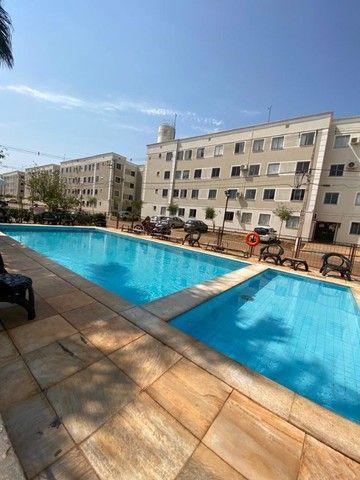 Apartamento Pioneiros 02 quartos c piscina