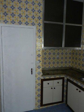 Aluguel apartamento fundos 2 quartos Rua Noronha Torrezão 370 Santa Rosa, Niterói. - Foto 15