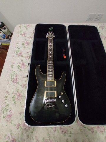 Guitarra Schecter C1+ - Foto 6