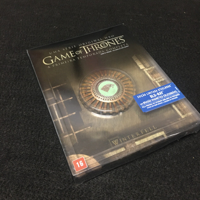 Box blu-ray Game of Thrones - Foto 3