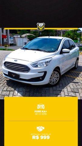 Ford Ka 2019 1.0 completo e vistoriado!!! - Foto 6