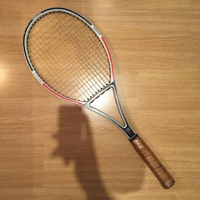 Raquete de tênis e squash  - Foto 3