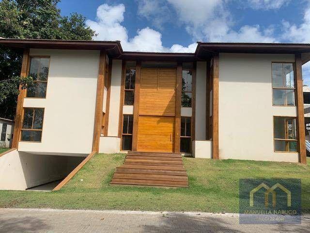 Casa com 6 dormitórios à venda, 400 m² por R$ 5.000.000,00 - Praia do Forte - Mata de São