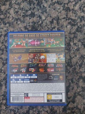 Jogo Street Fighter 30° Aniversário versão colecionador - Foto 2