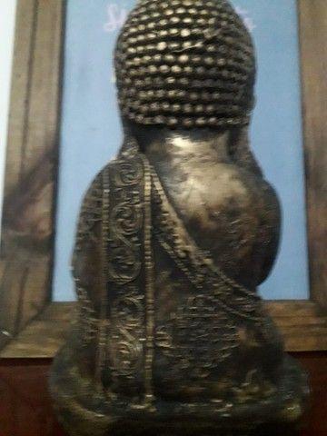 Lindo Buda Tibetano Cura do Lar - Foto 2