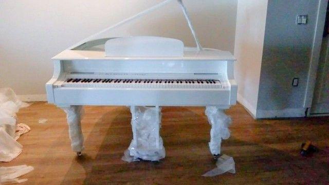 Piano Digital Eloah órgãos eletrônicos com calda  - Foto 2