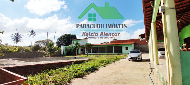 Agradável casa com área verde no São Pedro - Paracuru - Foto 2