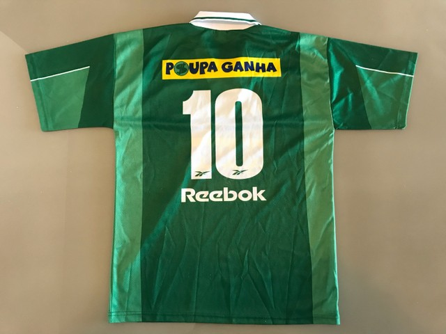 Camisa Futebol Guarani Campinas Antiga 1999 - Oficial Reebok  - Foto 2
