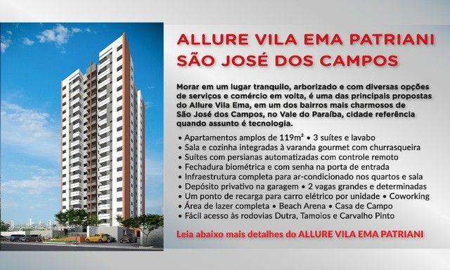 Allure # Vila Ema - O Empreendimento mais aguardado em SJC - Foto 2