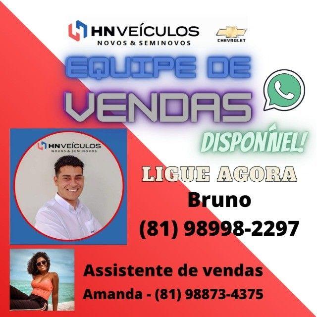 Honda Biz 110 2020 2.777km!!! - 98998.2297 Bruno - Foto 2