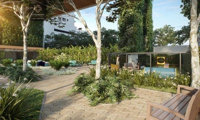 Apartamento 65,65m e 02 quartos ao lado da Praça das Flores na Aldeota - Fortaleza- Ceará. - Foto 14