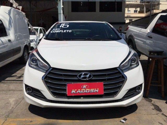Hyundai HB20S 1.6 Gnv Premium (Aut) 2016 - Foto 2