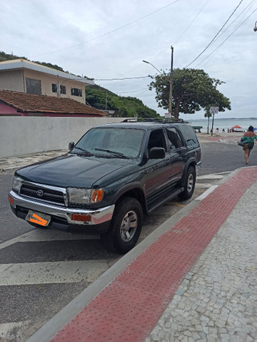 Hilux SW4 RELÍQUIA GASOLINA GÁS GERAÇÃO 5 - 30MTS