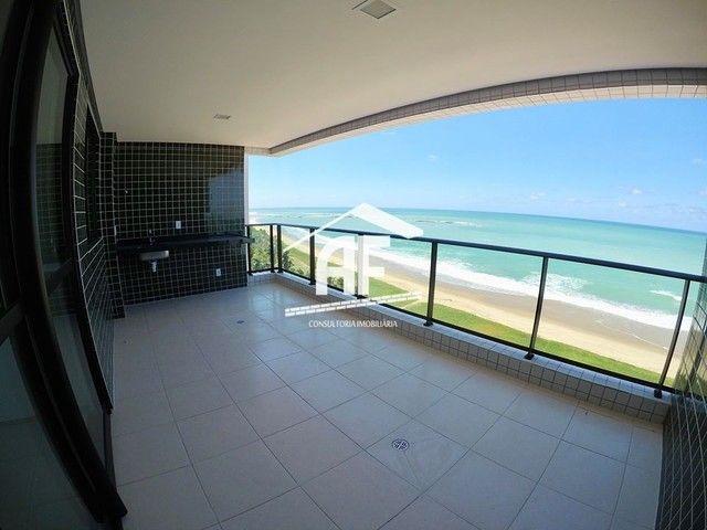Apartamento Alto padrão com vista total para o mar - 4 quartos (2 suítes) - Foto 2