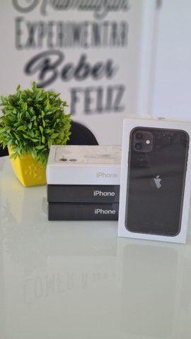 iPhone 11 64Gb NOVO e LACRADO 12x ou DESCONTO à vista - Foto 2