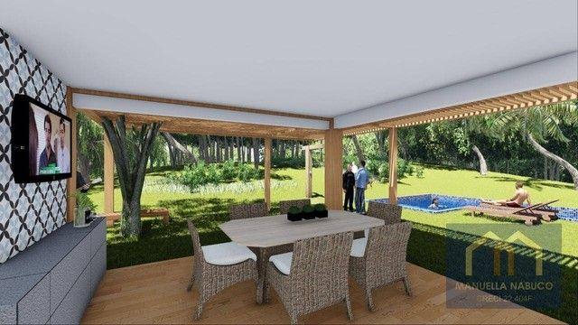 Casa com 6 dormitórios à venda, 400 m² por R$ 5.000.000,00 - Praia do Forte - Mata de São  - Foto 12