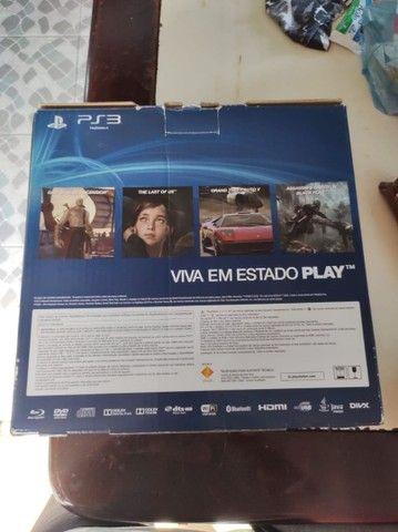 Caixa de PS3 (Somente a Caixa) - Foto 3