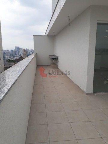 Cobertura à venda, 2 quartos, 2 suítes, 2 vagas, Barroca - Belo Horizonte/MG - Foto 9