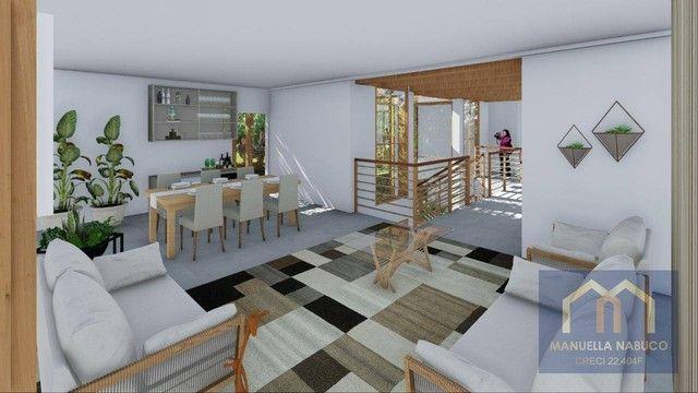 Casa com 6 dormitórios à venda, 400 m² por R$ 5.000.000,00 - Praia do Forte - Mata de São  - Foto 16