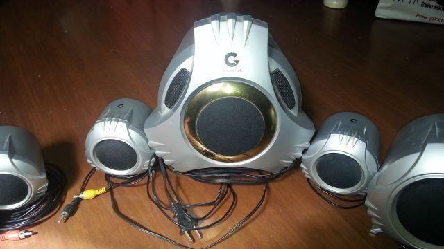 Home Theater Goldship 5 1 manual