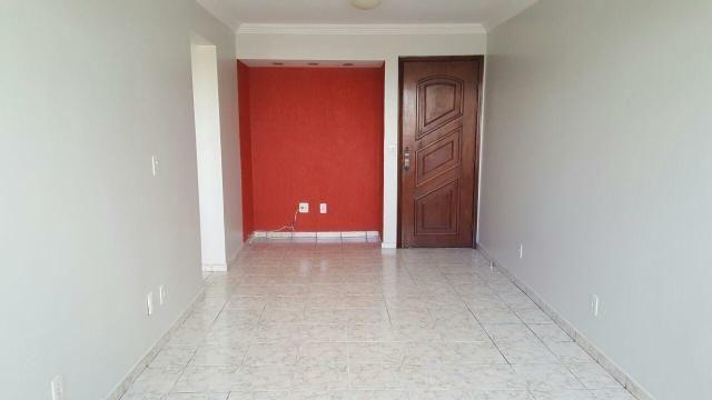 Apartamento 74m2, 2 quartos, 1 banheiro, 1 vaga de garagem, andar alto, Taguatinga - DF