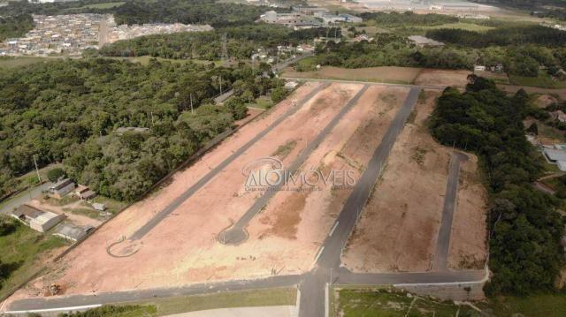 Terreno à venda, 144 m² por r$ 84.270,00 - eucaliptos - fazenda rio grande/pr - Foto 15