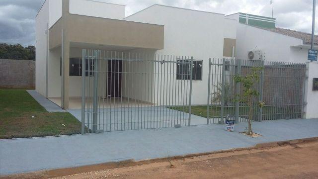 Vendo casa nova em Rondonópolis com ótimo acabamento