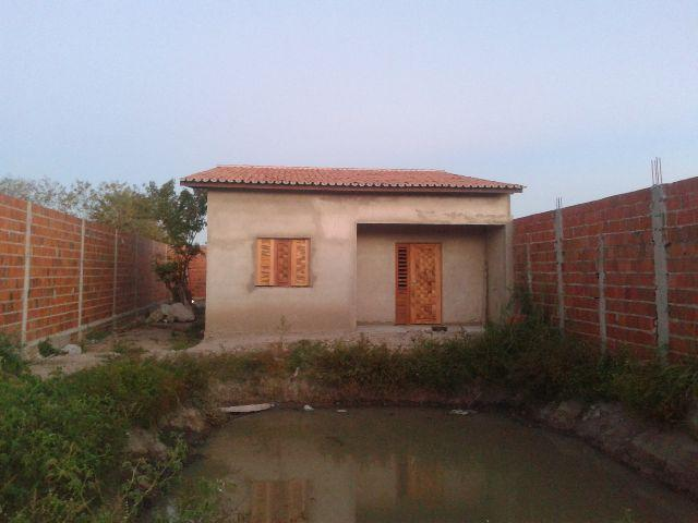 Casa no residencial