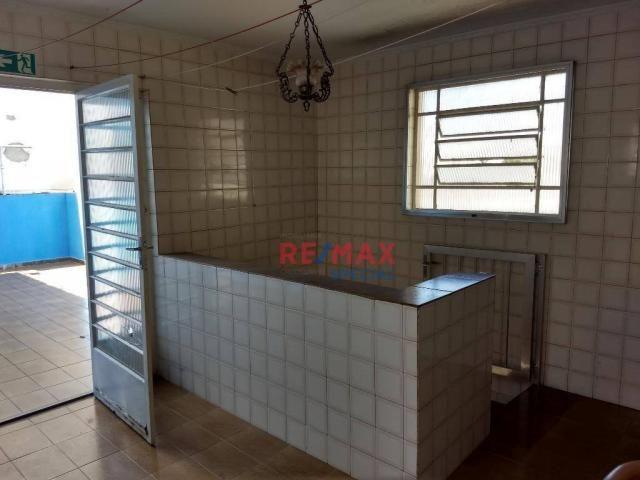 Casa com 3 dormitórios para alugar, 450 m² por r$ 6.000,00/mês - vila augusta - guarulhos/ - Foto 12