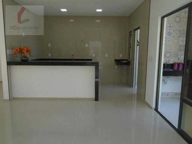 Casa com 4 dormitórios à venda, 152 m² por R$ 569.000,00 - Eusébio - Eusébio/CE - Foto 19