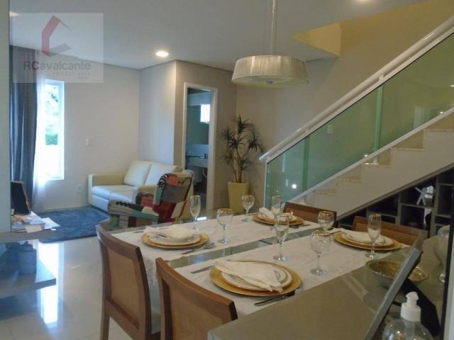 Casa duplex em condominio fechado, Eusébio. - Foto 2
