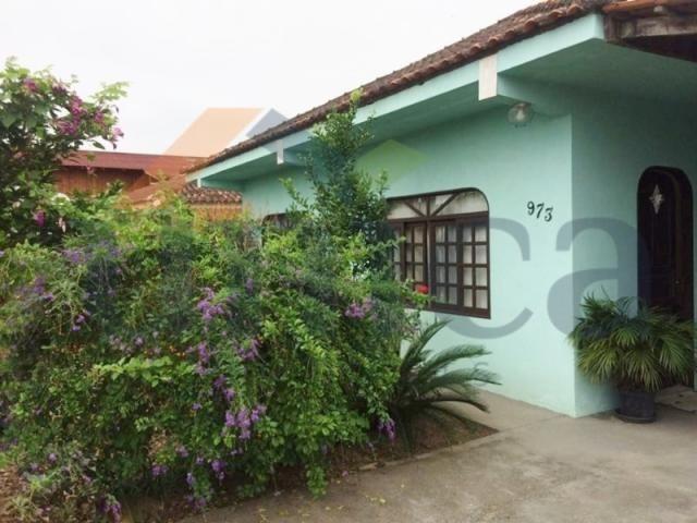 Casa à venda com 3 dormitórios em Comasa, Joinville cod:UN00713