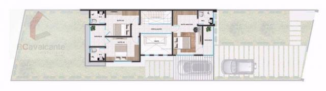Casa com 4 dormitórios à venda, 152 m² por R$ 569.000,00 - Eusébio - Eusébio/CE - Foto 6