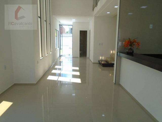 Casa com 4 dormitórios à venda, 152 m² por R$ 569.000,00 - Eusébio - Eusébio/CE - Foto 16