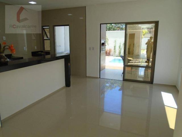 Casa com 4 dormitórios à venda, 152 m² por R$ 569.000,00 - Eusébio - Eusébio/CE - Foto 20