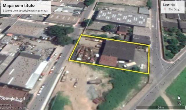 Galpão/depósito/armazém para alugar com 0 dormitórios cod:60082232 - Foto 4