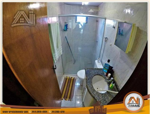 Vendo apartamento 3 quartos no bairro Jacarecanga - Foto 6