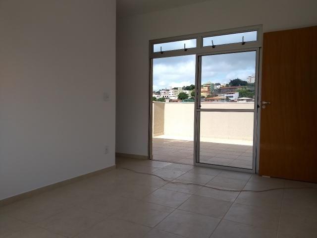 Cobertura à venda, 2 quartos, 2 vagas, havaí - belo horizonte/mg - Foto 2