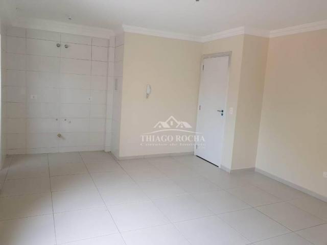 Apartamento 2 quartos, sendo 1 suíte, sacada com churrasqueira, ótima localização- são ped - Foto 3