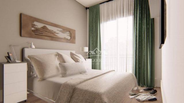 Apartamento garden com 15,45 m² para o seu pet, 2 quartos, churrasqueira e garagem coberta - Foto 5