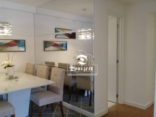 Apartamento à venda, 81 m² por r$ 515.000,00 - jardim - santo andré/sp - Foto 6