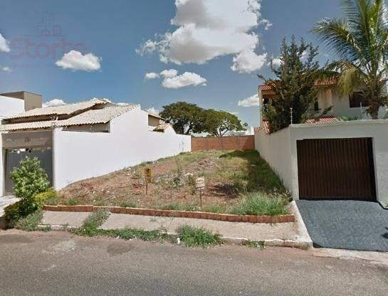 Terreno à venda, 341 m² por R$ 250.000,00 - Itapema Sul - Uberlândia/MG