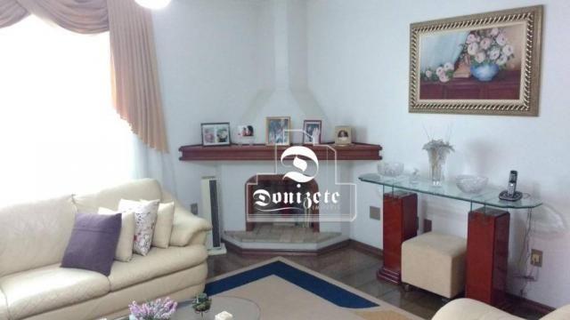 Sobrado à venda, 340 m² por r$ 1.100.000,00 - santa maria - santo andré/sp - Foto 10