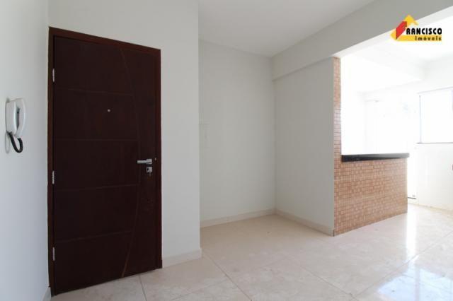 Apartamento para aluguel, 3 quartos, 1 vaga, Santos Dumont - Divinópolis/MG - Foto 3
